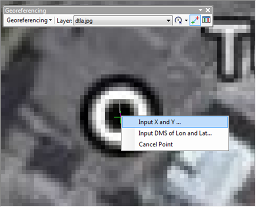 How To: Add a Google Earth Satellite Image Into ArcMap