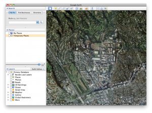 google earth ucla