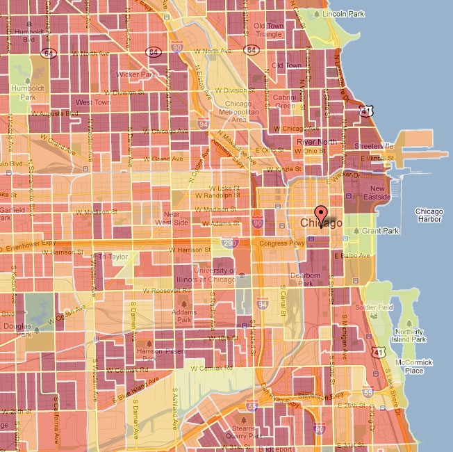 Proposal For 5 New Transit Stops In Chicago  Advanced GIS