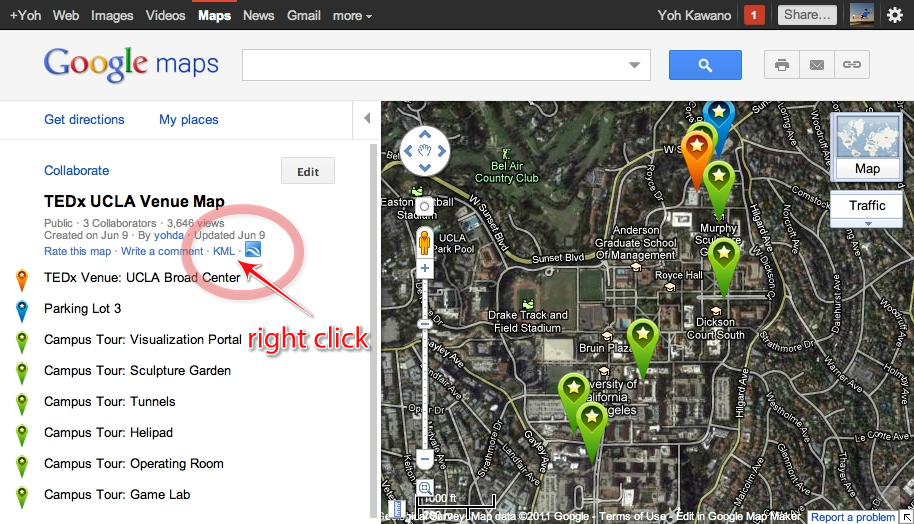 How to add a Google MyMaps to the Google Maps v3 Shortcode ... Google Map Short Link on google plus link, google share link, google short list, google web link,