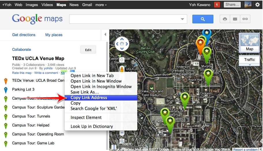 How to add a Google MyMaps to the Google Maps v3 Shortcode ... Google Map My Places on my disney maps, my google profile, my google calendar, my google plus, my msn maps, my google docs, my google history, my google search, my google contacts, my maps app, my google mail, my maps example, my places google, weather maps, my google drive, my google business, bing maps, satellite maps, my google gmail, my nokia maps,