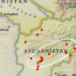 Map Afghan war data on Fusion Tables, and create temporal animation in ArcMap
